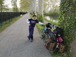 Toulouse - Carcassonne par le Canal du Midi en cyclocamping dans Projets, plans sur la comète, ... wp_000616-300x225